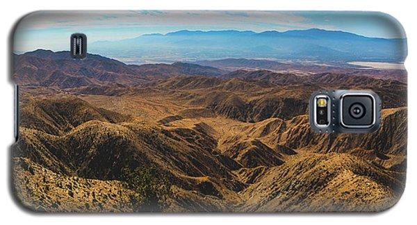 Keys View Overlook Panorama Galaxy S5 Case