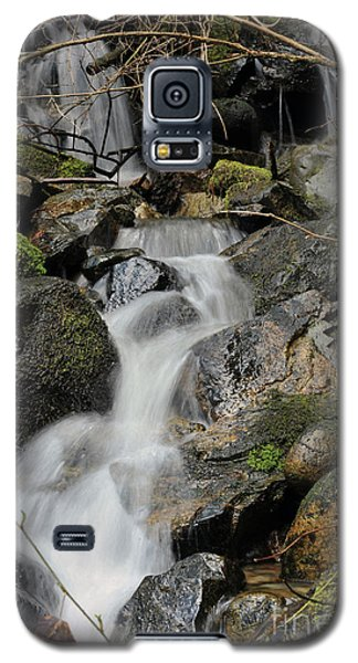 Galaxy S5 Case featuring the photograph Keystone by Rod Wiens