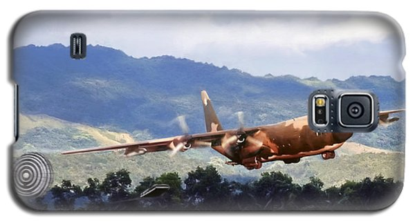 Khe Sanh Lapes C-130a Galaxy S5 Case
