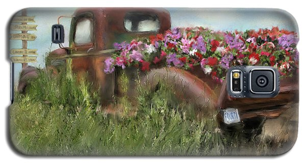 Kicks On Route 66 Galaxy S5 Case by Colleen Taylor