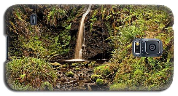 Kielder Forest Waterfall Galaxy S5 Case