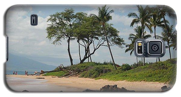 Kihei Beach Galaxy S5 Case