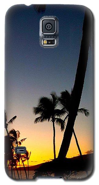 Kihei Sunset Galaxy S5 Case