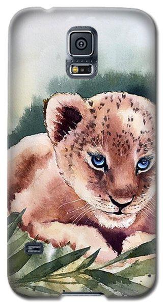 Kijani The Lion Cub Galaxy S5 Case