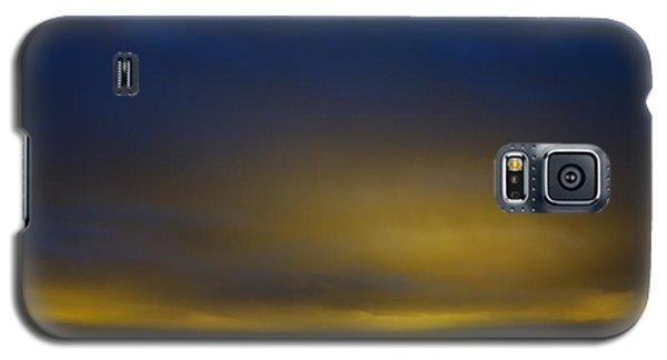 Galaxy S5 Case featuring the photograph Kijkduin Sunset by Wilko Van de Kamp