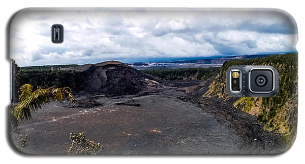 Kilauea Caldera Galaxy S5 Case
