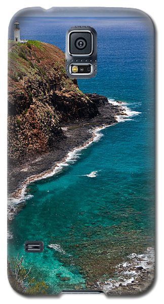 Kilauea Lighthouse Galaxy S5 Case by Roger Mullenhour