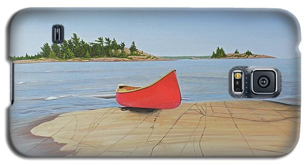 Killarney Canoe Galaxy S5 Case