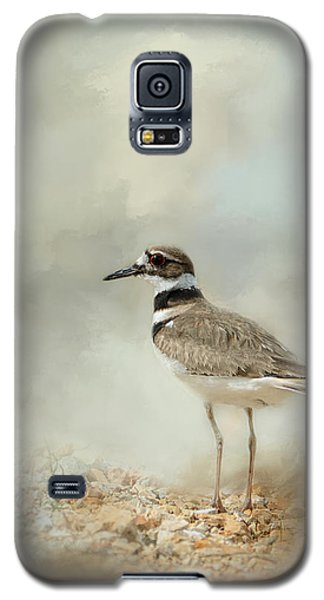 Killdeer On The Rocks Galaxy S5 Case by Jai Johnson