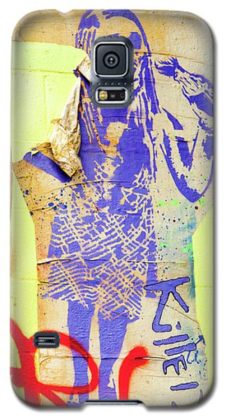 Galaxy S5 Case featuring the photograph Killed by Art Block Collections