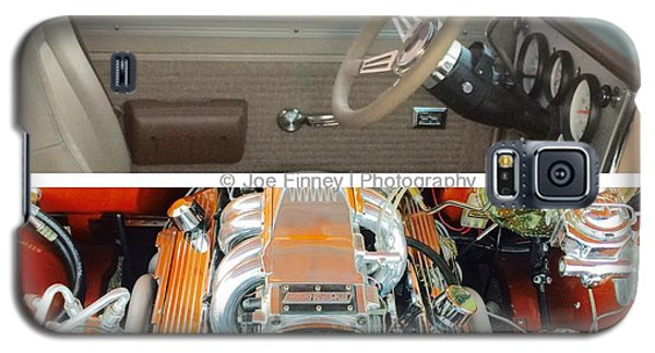 Galaxy S5 Case featuring the photograph Killeen Texas Car Show - No.2 by Joe Finney