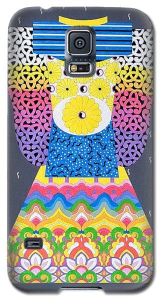 Kimono Galaxy S5 Case by Thomas Gronowski