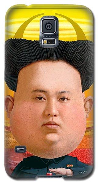 Kim Jong Un 2016 Galaxy S5 Case
