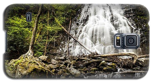 Crabtree Falls - Blue Ridge Parkway North Carolina Galaxy S5 Case