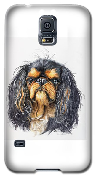 King Charles Spaniel Galaxy S5 Case