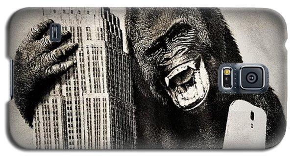 King Kong Selfie Galaxy S5 Case
