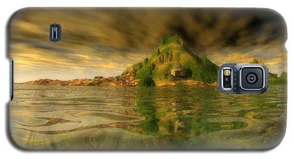 King Kongs Island Galaxy S5 Case
