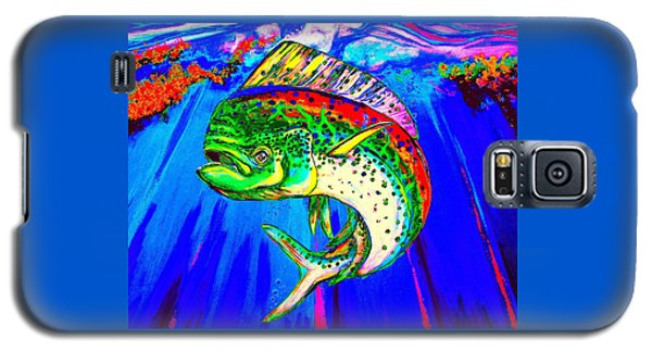King Mahi-mahi Galaxy S5 Case