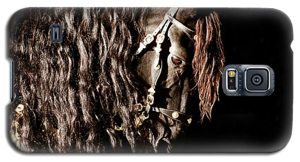 King Of Horses Galaxy S5 Case
