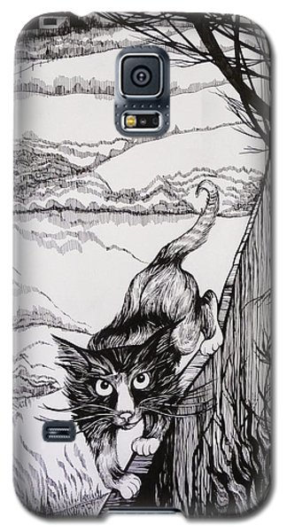 King Of Midnapore Galaxy S5 Case by Anna  Duyunova