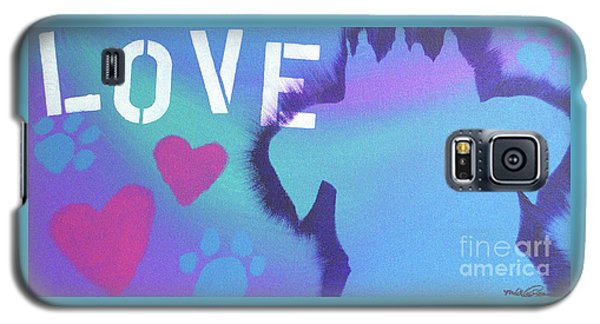 King Of My Heart Galaxy S5 Case