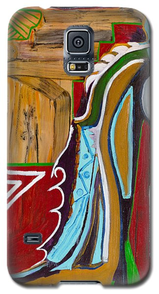 King Of Spades Galaxy S5 Case