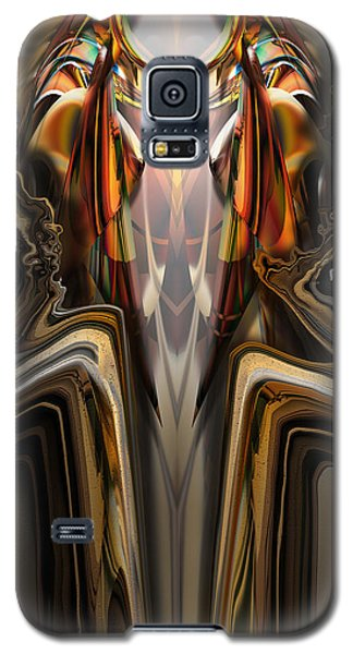 King Of The Aviary Galaxy S5 Case