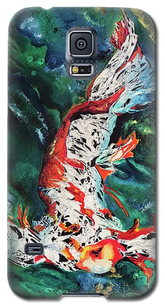 King Of The Pond Galaxy S5 Case