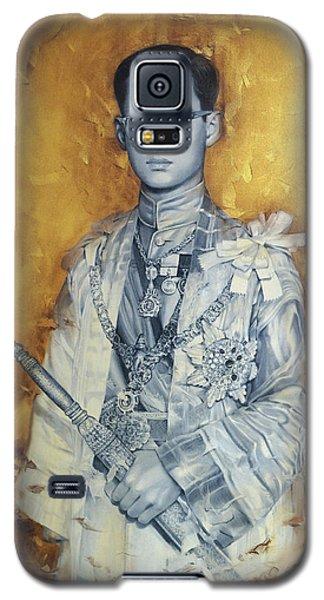 King Phumiphol Galaxy S5 Case by Chonkhet Phanwichien
