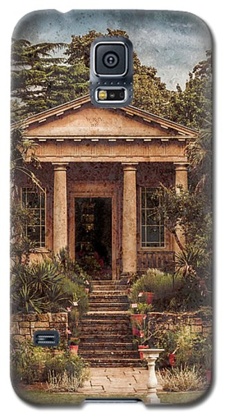 Kew Gardens, England - King William's Temple Galaxy S5 Case