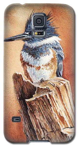 Kingfisher I Galaxy S5 Case