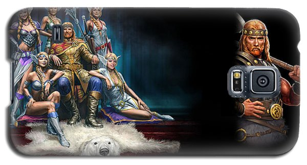 Design Galaxy S5 Case - King's Bounty Warriors Of The North by Maye Loeser