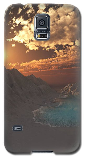 Kings Canyon Galaxy S5 Case