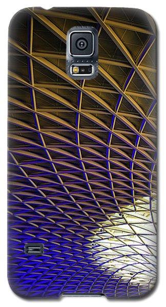 Kings Cross Railway Station Roof Galaxy S5 Case