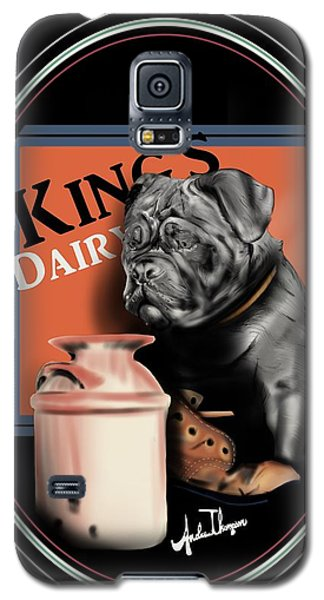 King's Dairy  Galaxy S5 Case