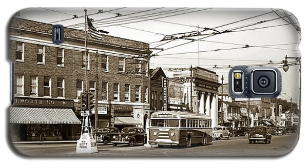 Kingston Corners Kingston Pa Early 1950s Galaxy S5 Case