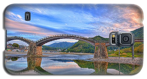 Kintai Bridge Japan Galaxy S5 Case