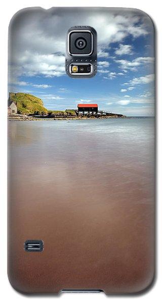 Kintyre Beach Galaxy S5 Case