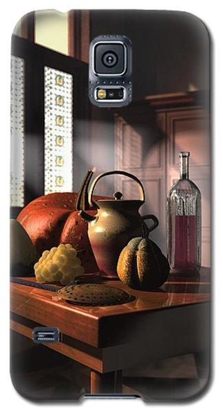 Kinzeliin Still Life 1 Galaxy S5 Case by Dave Luebbert