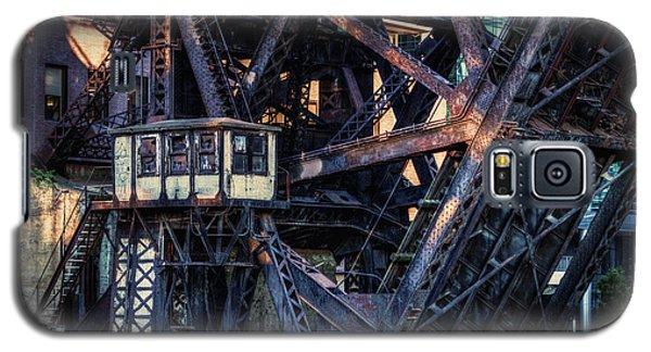 Kinzie Rail Bridge Detail Galaxy S5 Case