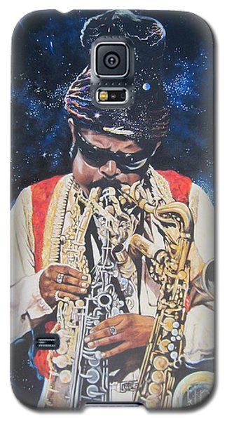 American History. .  Rahsaan  Roland Kirk  Galaxy S5 Case