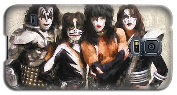 Kiss Band Galaxy S5 Case by Steven Parker