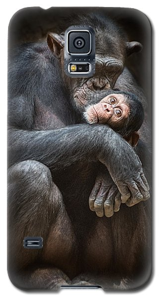Kiss From Mom Galaxy S5 Case