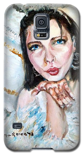 Kiss Of An Angel Galaxy S5 Case