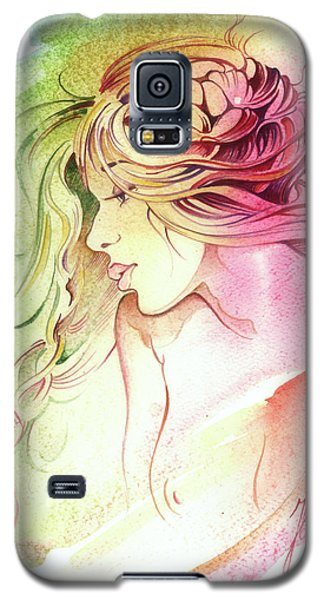 Kiss Of Wind Galaxy S5 Case