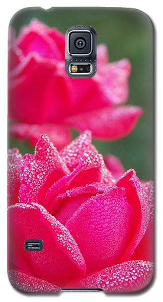Kissed By Dew Galaxy S5 Case