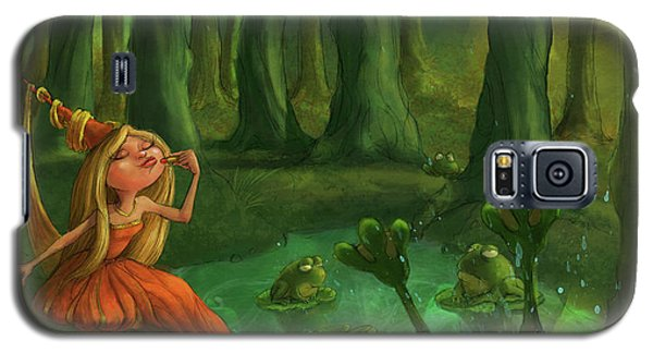 Kissing Frogs Galaxy S5 Case