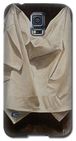 Painting Alla Rembrandt - Minimalist Still Life Study Galaxy S5 Case