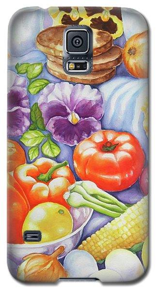 Kitchen Symphony Galaxy S5 Case