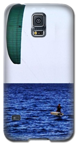 Kite Board Galaxy S5 Case by John Wartman